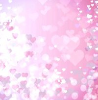 AuraTransformation™. Pink Sparkly Hearts